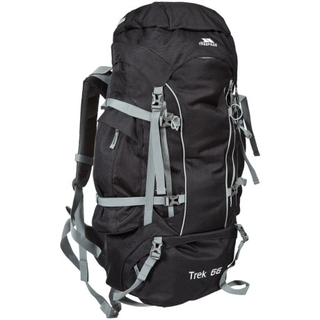 Trespass Trek 66L Rucksack (For Men and Women)