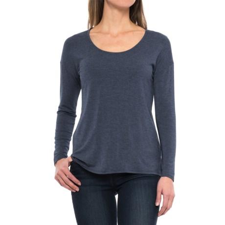 Beacan Cove Beacon Cove High-Low Shirt - Long Sleeve (For Women)