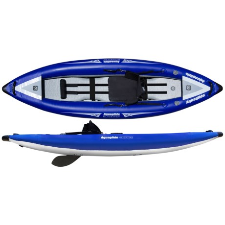 "AquaGlide One HB Inflatable Kayak - 9'4"", Sit-In"
