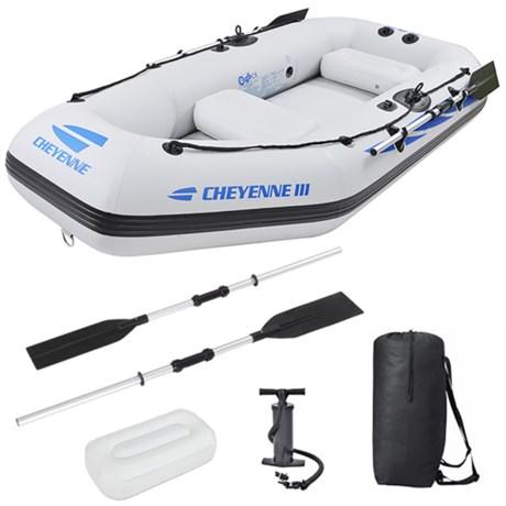 Z Ray Cheyenne III 400 Inflatable Raft Kit