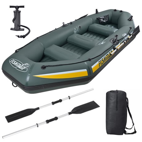 Z Ray 500 Inflatable Fishing Boat