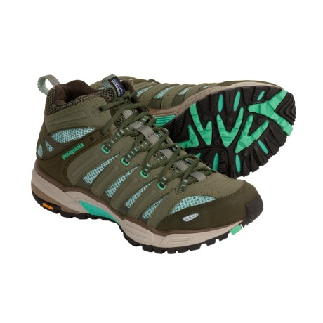 Patagonia Release Mid-Light Hiking Boots (For Women)