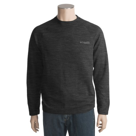 Columbia Sportswear Hit the Wall Sweater - Titanium (For Men)