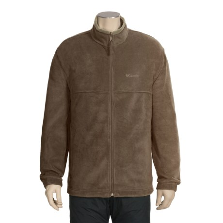 Columbia Sportswear Steens Mountain Fleece Jacket (For Big and Tall Men)