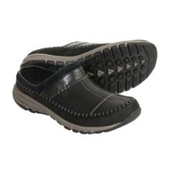 Columbia Sportswear Winter Transit Clogs - Leather, Fleece-Lined (For Women)
