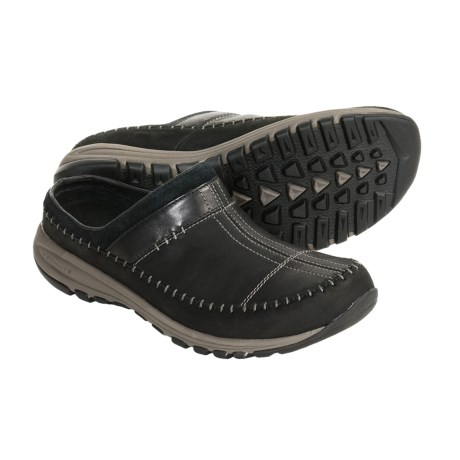 Columbia Sportswear Winter Transit Clogs - Leather, Fleece-Lined (For Women)