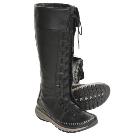 Columbia Sportswear Winter Transit Boots - Waterproof, Leather, Tall (For Women)