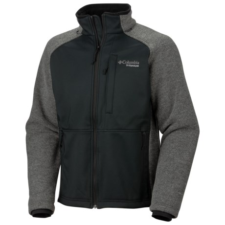 Columbia Sportswear Travel Jacket - Omni-Shield® (For Men)