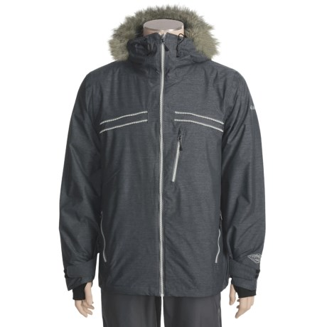 Columbia Sportswear Night Ride Jacket - Insulated (For Men)