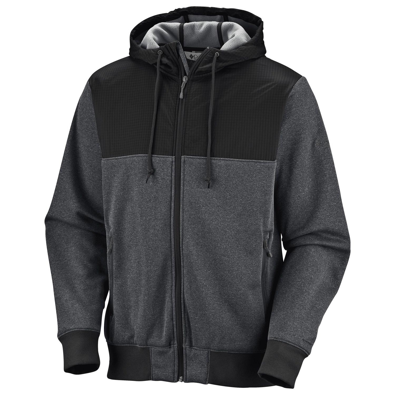 Columbia Sportswear Double-Up Hoodie Jacket (For Men) 3335T