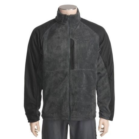 Columbia Sportswear Ten Trail III Jacket - Fleece (For Men)