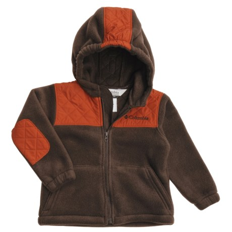 Columbia Sportswear Carson Cutie Jacket - Fleece (For Infant Boys)