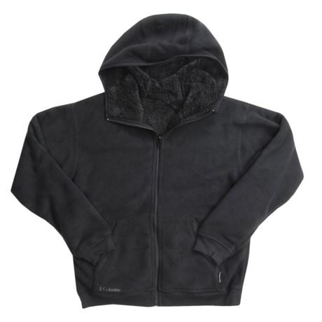 Columbia Sportswear Galaxy Hoodie Sweatshirt - Reversible, Fleece (For Boys)