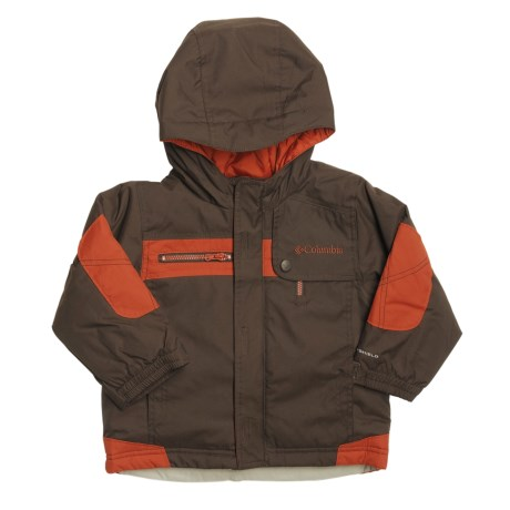 Columbia Sportswear General Dobby Jacket (For Infant Boys)