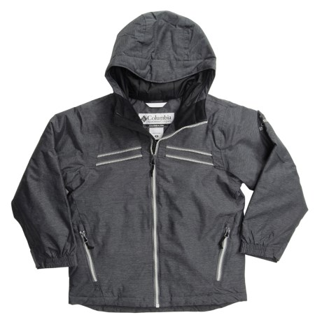 Columbia Sportswear Night Ride Jacket - Insulated (For Little Boys)