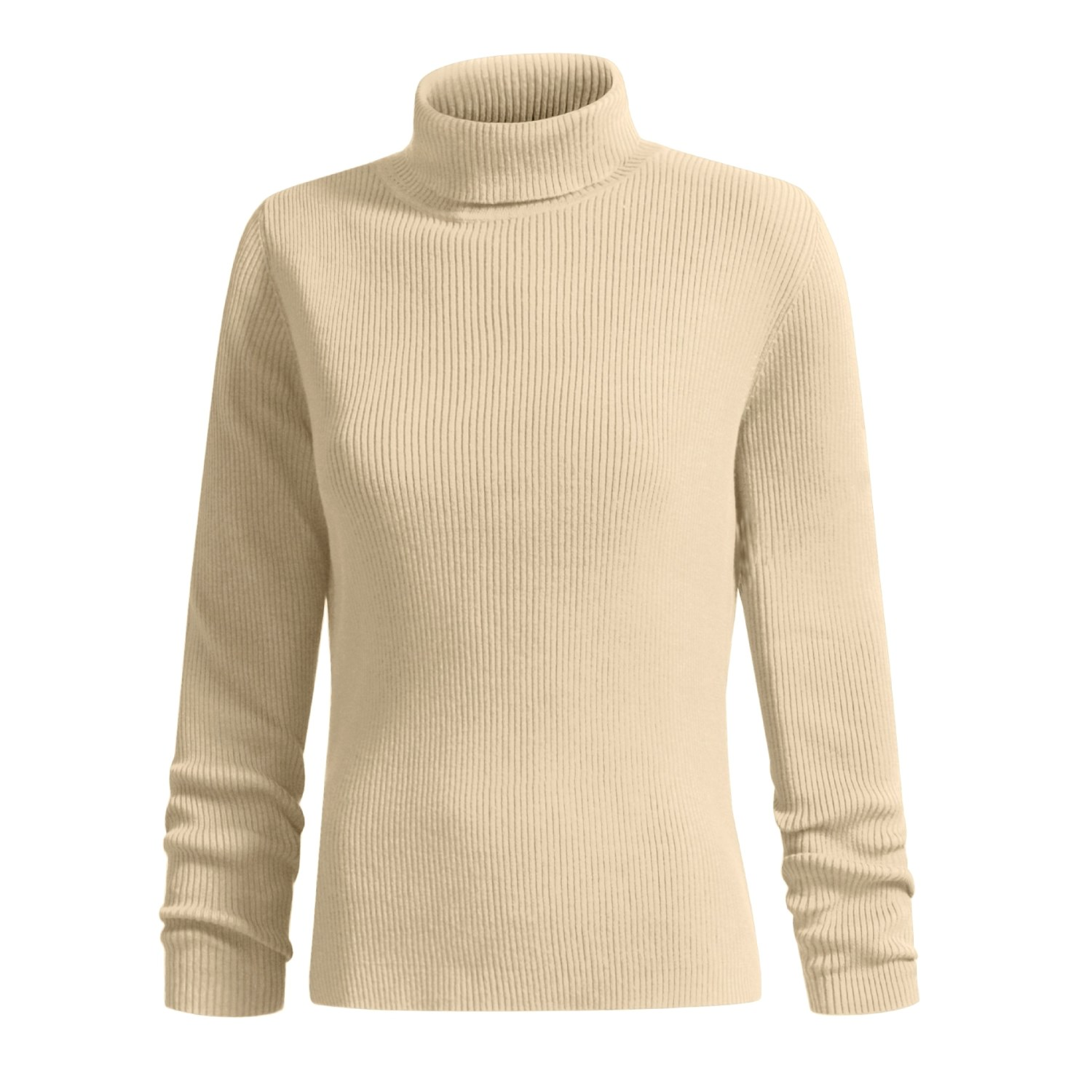 Telluride Clothing Co. Poorboy Ribknit Turtleneck (For