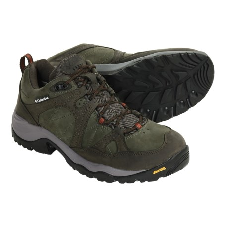 Columbia Sportswear Gorge Hiking Shoes - Waterproof (For Men)