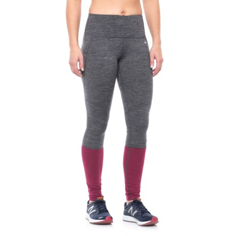 Nicole Miller Color-Blocked Leggings (For Women)
