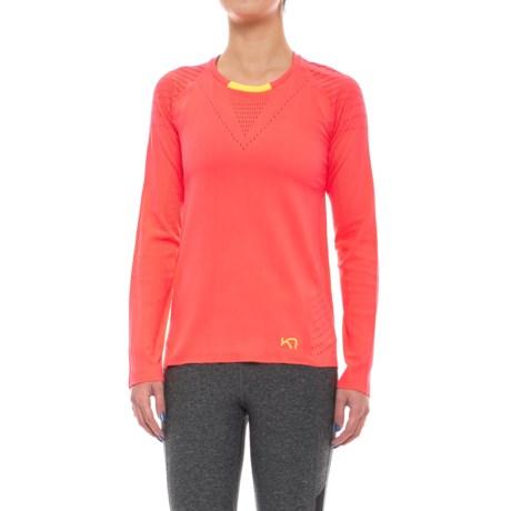 Kari Traa Luftig Base Layer Top - Long Sleeve (For Women)