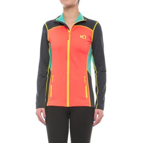 Kari Traa Kaia Full-Zip Fleece Jacket (For Women)