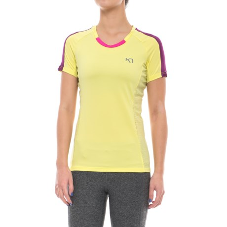 Kari Traa Kristin T- Shirt - Short Sleeve (For Women)