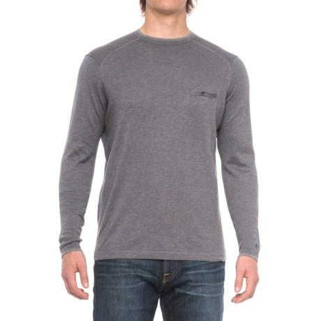 Agave Denim Lexington Sweater - Cotton-Modal (For Men)