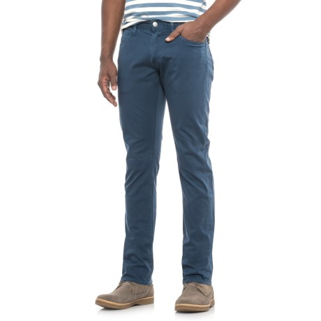 Agave Denim Denim Pragmatist Northstar Sateen Pants - Straight Leg (For Men)