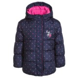 ZeroXposur Printed Parka - Insulated (For Little Girls)