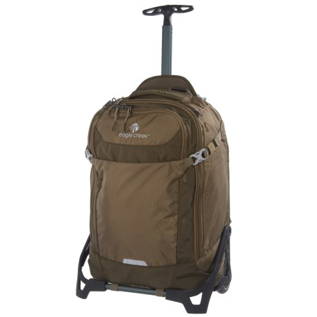 "Eagle Creek 20"" ecLYNC System International Carry-On Suitcase"
