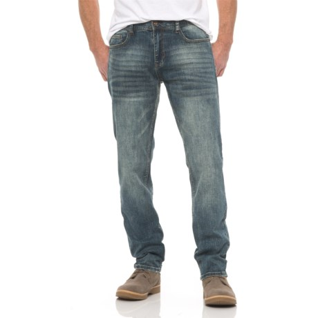 Seven7 Tint Slim Fit 4-Way Stretch Jeans (For Men)