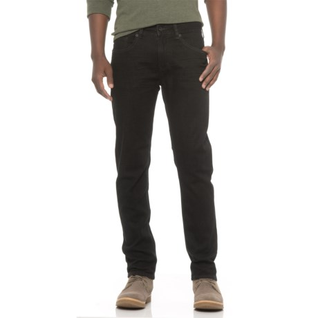 Seven7 Five-Pocket Slim Fit Rinse Jeans (For Men)