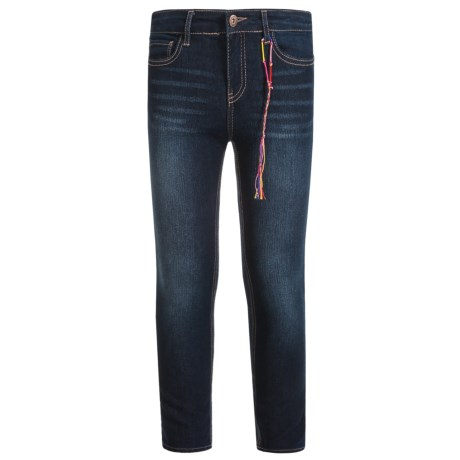 Lucky Brand Zoe Skinny Jeans (For Big Girls)