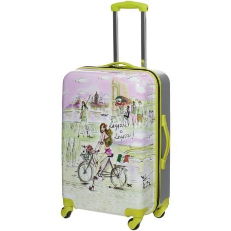 "Mia Toro Izak Italy Spinner Suitcase - Hardside, 27"""