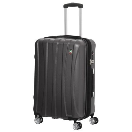 "Mia Toro Tasca Fusion Spinner Suitcase - Hardside, 24"""