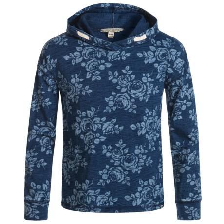 Lucky Brand Camille Printed Hoodie (For Big Girls)