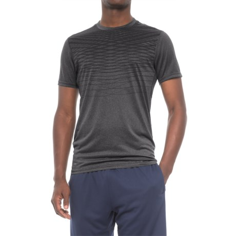 Layer 8 Print Training T-Shirt - Short Sleeve (For Men)