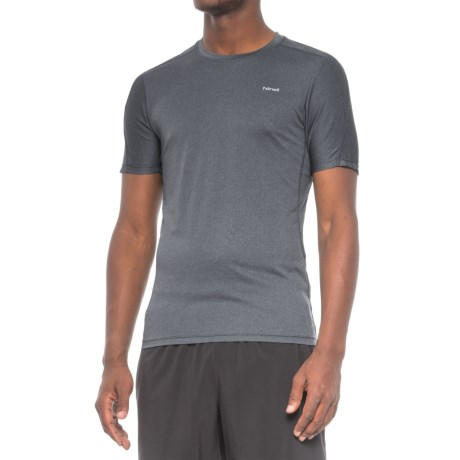 Hind Birdseye Heathered Training T-Shirt - Short Sleeve (For Men)