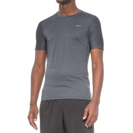 Hind Birdseye Heathered Training T-Shirt - Short Sleeve (For Men)