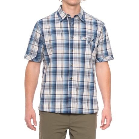 Dakota Grizzly Sawyer Shirt - Short Sleeve (For Men)