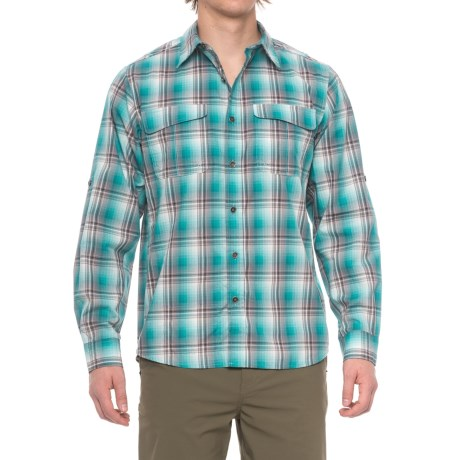 Dakota Grizzly Corky Shirt - Long Sleeve (For Men)