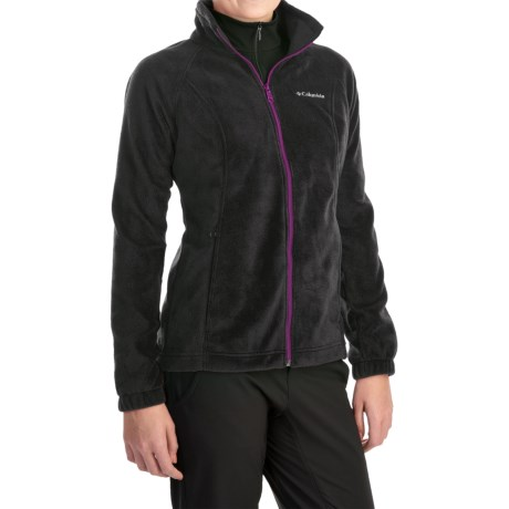 Columbia Sportswear Benton Springs Jacket - Full Zip (For Plus Size Women)