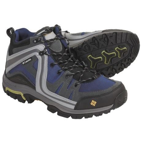 Columbia Sportswear Shastalavista Mid Hiking Shoes - Waterproof (For Men)