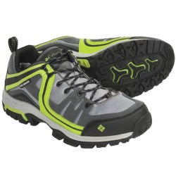 Columbia Sportswear Shastalavista Trail Shoes - Waterproof (For Men)