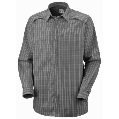 Columbia Sportswear Dual Track Shirt - Long Sleeve (For Men)