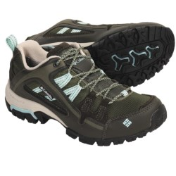 Columbia Sportswear Shastalavista Trail Shoes - Waterproof (For Women)