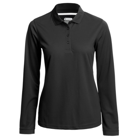 Columbia Sportswear Makaha Valley Polo - UPF 15, Long Sleeve (For Women)