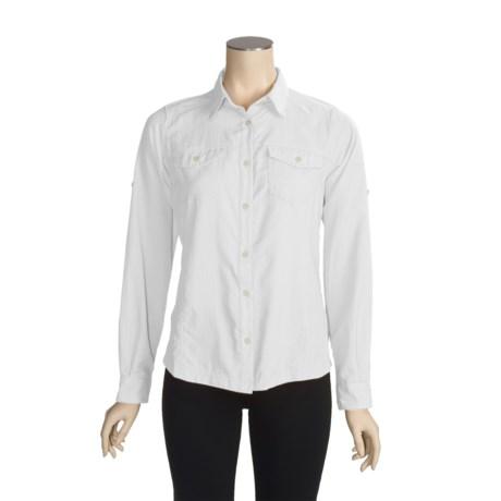 Columbia Sportswear Psych To Hike Shirt - UPF 30, Long Sleeve (For Plus Size Women)