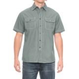 Dakota Grizzly Dean Shirt - Short Sleeve (For Men)