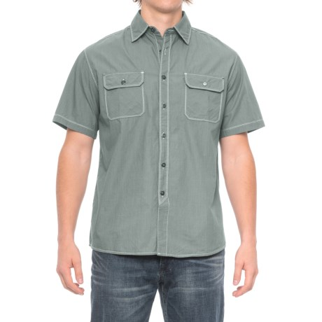 Dakota Grizzly Dean Shirt - Short Sleeve (For Men)