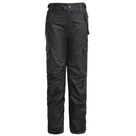 686 All Terrain Ski Pants - Waterproof, Insulated (For Boys)